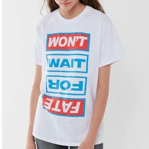 NWT URBAN OUTFITTERS BDG wont wait for fate XL